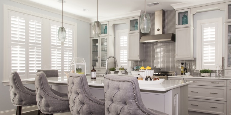 Austin kitchen shutters